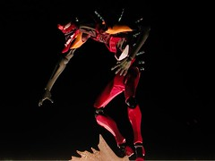 EVA02 THE BEAST (otokoyama) Tags: beast the eva02 evengelion revoltech