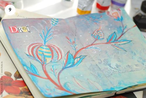 Artbook, finale