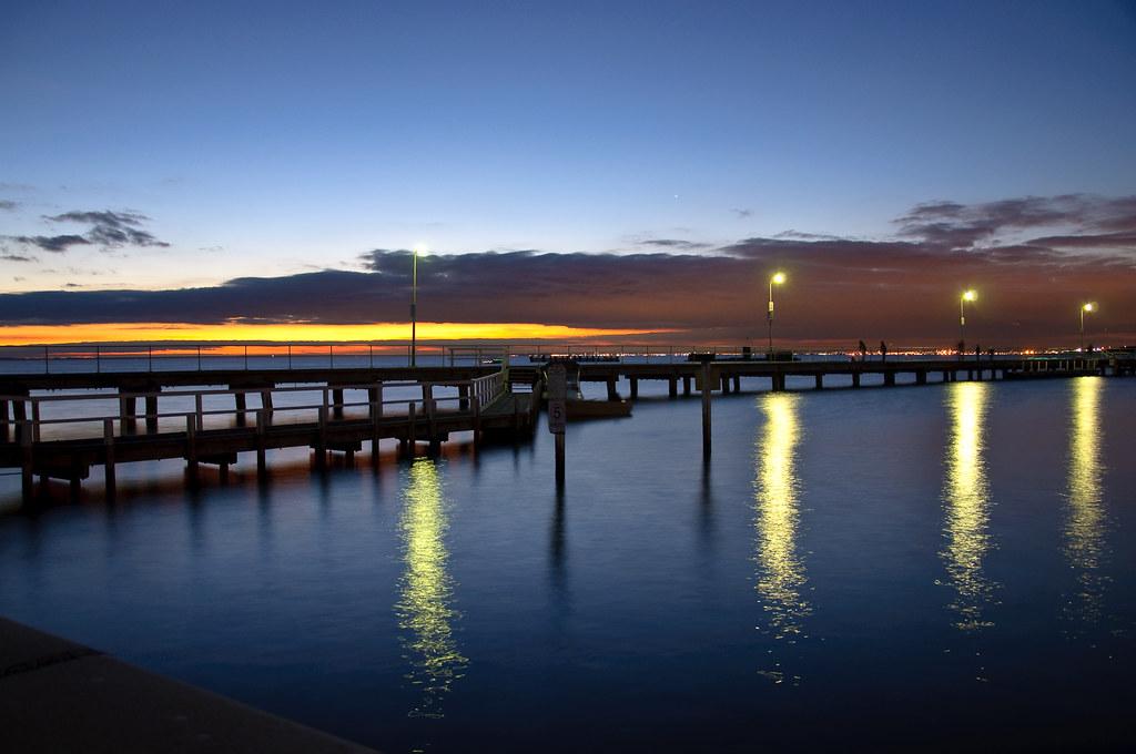 Half Moon Bay, Sandringham