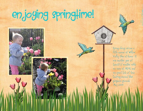 mine spring flowers