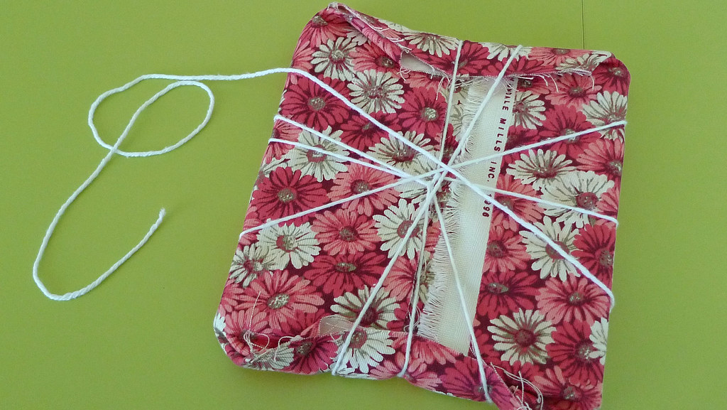 8. wrap string
