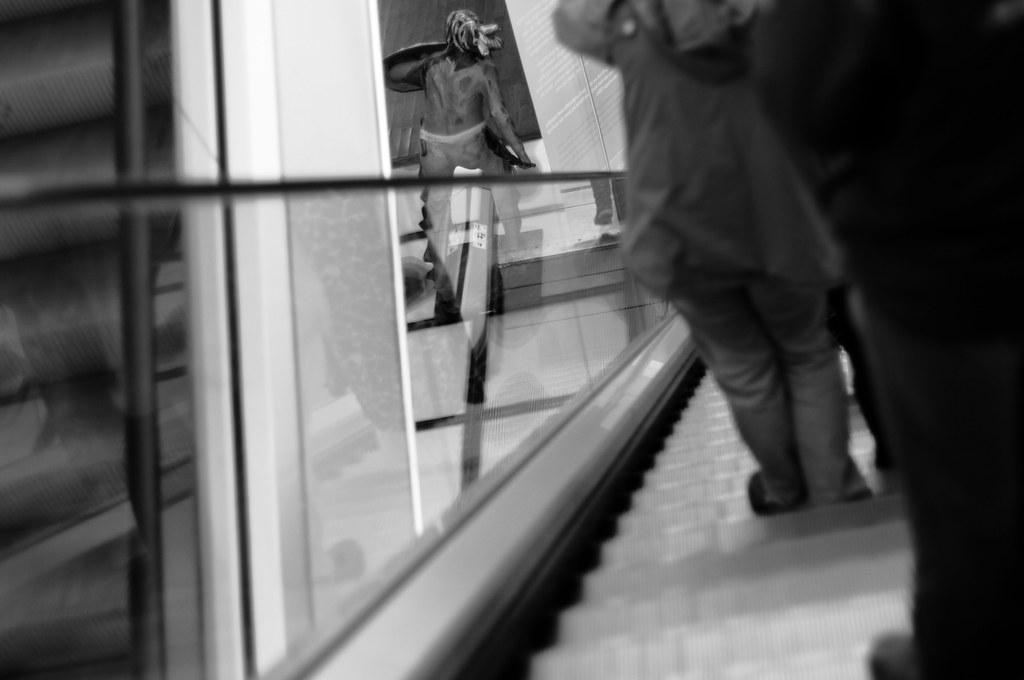 OBA escalator
