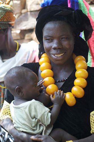 Erica Pomerance: 'Mère et enfant'