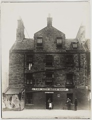 Buccleuch Street no.125. Ref. No.161. Area W (National Library of Scotland) Tags: boys women edinburgh apartments apartment flats henry laundry alfred pubs clotheslines advertisements tenement tenements rushbrook gelatinsilverprints gableends photographicprints tenementhouses alfredhenryrushbrook organization:library=nationallibraryofscotland owner:name=nationallibraryofscotland nls:source=solrxml nls:dodid=74506828 nls:derivative=74408454 nls:dodprojectid=74457611 nls:shelfmark=photmed35 nls:voyagerid=3363099 childrenpeoplebyagegroup