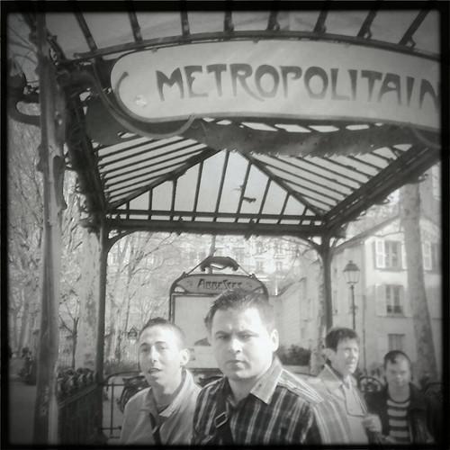 Montmarte Metro