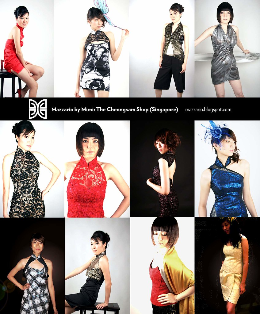 cheongsam collection