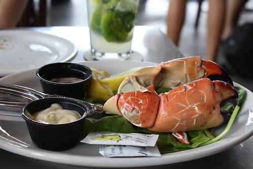 stone crab!