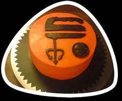 Logo- Torte (Tortenwahn) Tags: marzipan kuchen torte fondant gebck ss buttercreme motivtorte tortenwahn mottotorte mottotorten