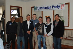 YAL UCSD w/ Gary Johnson