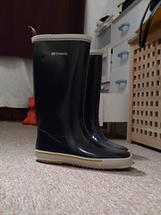 tretorn boots (AS500) Tags: rain boot navy gumboot tretorn skerry reslig