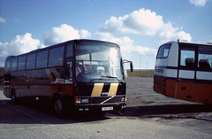 Park's Volvo C10M C661 KDS (miledorcha) Tags: bus scotland volvo coach rj hamilton parks integral tours executive rare coaches excursion psv pcv daytripper blantyre luxurytravel parksofhamilton c10m c661kds c10m70