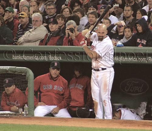 Red Sox roll deep