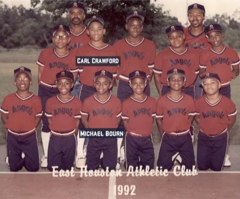 Carl Crawford Once Played For The Angels