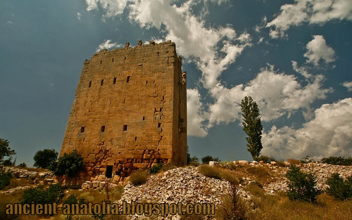 Olba, Hellenistic Tower