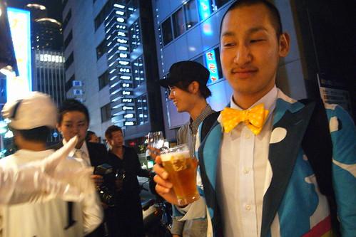 Akira & Erina's Wedding Party