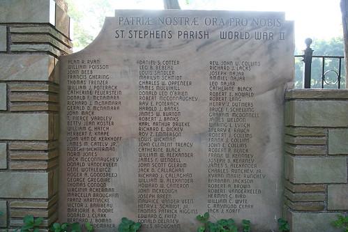 Patriae Nostrae Ora Pro Nobis: St  Stephen's Parish World