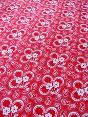 ••• modern paisley ••• (Wonderlineland❤) Tags: flores metro retro fabric material wonderland paisley tecido algodão costura retalho
