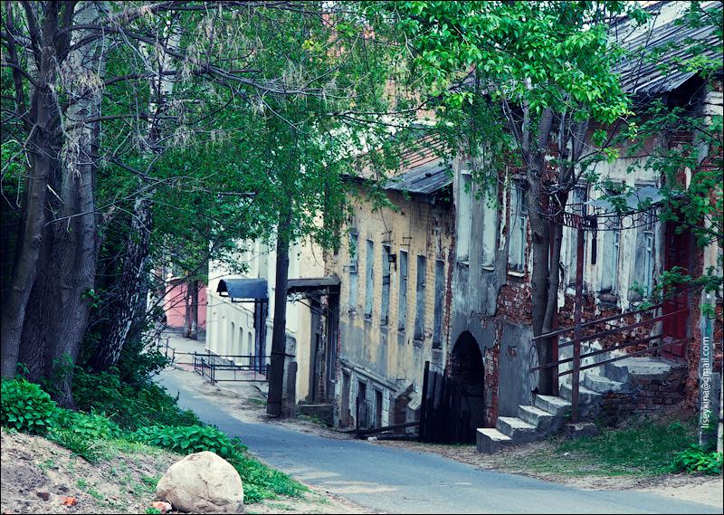 Георгиевская улица. Владимир