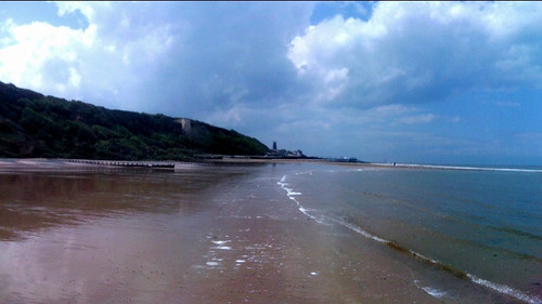 Cromer East Beach, Thurs Lunchtime