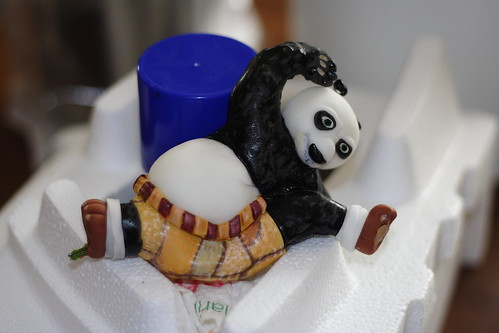 Kung Fu Panda CakeSecond0008