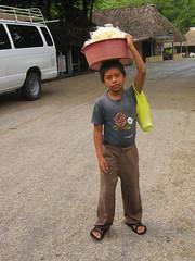 Aqua Azul 017 - No school for him (Ben Beiske) Tags: mexico chiapas mexiko aquaazul