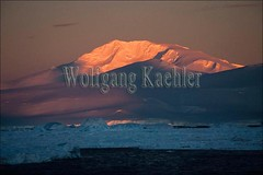 20013635 (wolfgangkaehler) Tags: sunset mountain snow landscape colorful scenic antarctica glacier midnightsun antarctic eveninglight icefloe mountainpeak antarcticpeninsula midnightsunshine antarcticpeninsulaarea