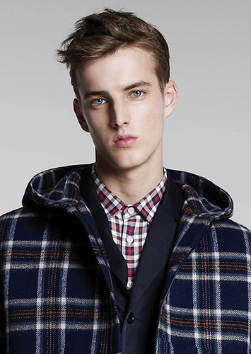 James Smith0015(Fashion Milan via lizzylily@mh)