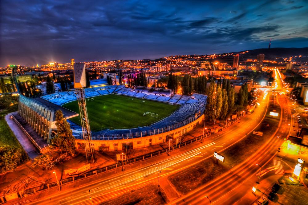 New Slovakia national stadium