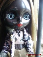 Custom black blythe 4