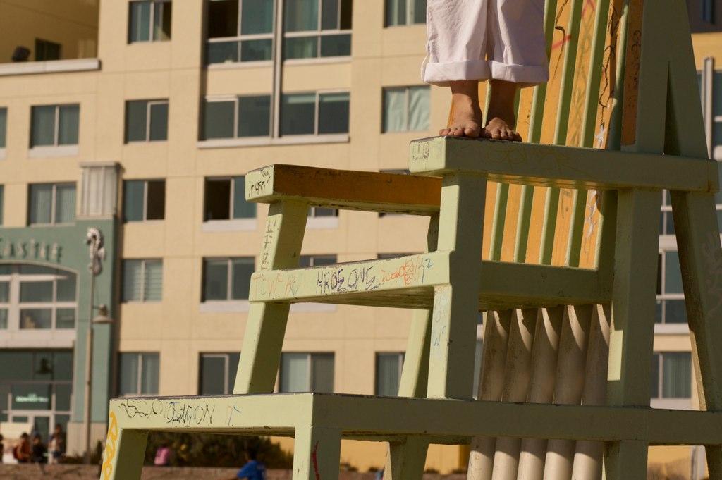 beach chair {bench monday}