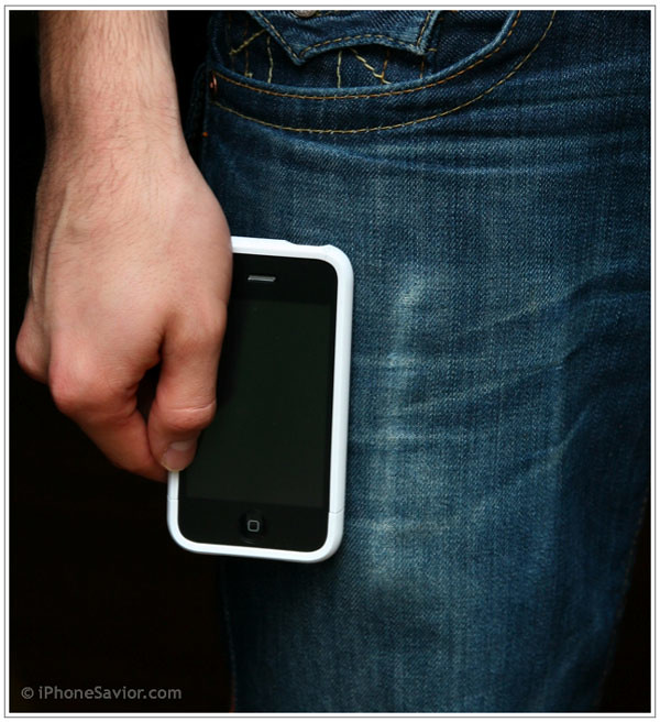 iPhone Pocket Fade