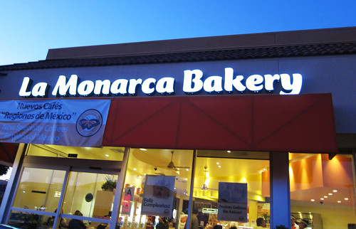 East LA Foodie C'Rave aka Crawl:  La Monarca Bakery