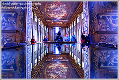 London Greenwich  Architecture - The Painted Hall (davidgutierrez.co.uk) Tags: city light urban reflection building london art colors architecture buildings spectacular geotagged photography mirror hall photo fantastic arquitectura cityscape image abstractart painted sony centre greenwich cities cityscapes center structure symmetry architectural 350 harmony londres architektur sensational metropolis alpha londra impressive dt municipality edifice the cites oldroyalnavalcollege f4556 1118mm thepaintedhall sonyalphadt1118mmf4556 sony350dslra350