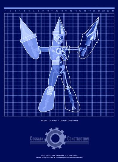 Robo-Blueprints