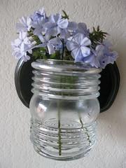 PB Inspired Wall Vase