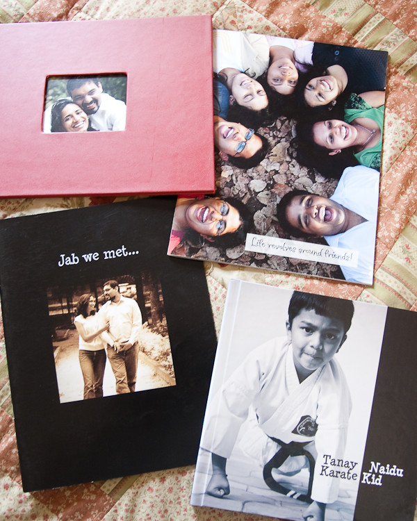 Photobooks - Chitra Aiyer Photography
