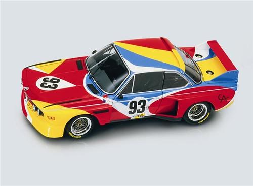 Alexander Calder (USA) 1975 BMW 3.0 CSL-2