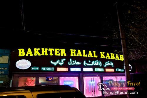 Bakhter Halal Kabab