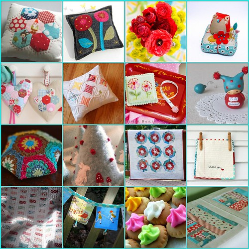 pincushion swap inspiration