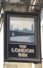 The London Inn in Torquay South Devon (Bridgemarker Tim) Tags: southwest london housesofparliament bigben pubs inns torbay torquaydevon
