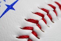 Baseball (Wildman 60D) Tags: baseball hobbies f8 m42lens extensiontubes macromondays explored50 baseballbeenberyberygoodtome