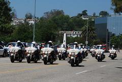 LOS ANGELES POLICE DEPARTMENT (LAPD) MOTOR OFFICERS (Navymailman) Tags: la los angeles police motorbike moto l law enforcement department lapd a losangelespolicedepartment