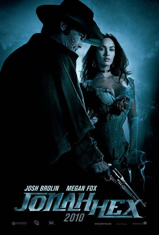 Jonah Hex 2010 movie poster