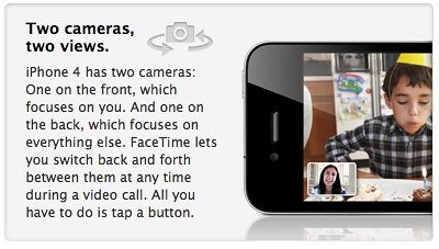 Post image for Skype's Face Slap – FaceTime comes with Apple iPhone 4.0