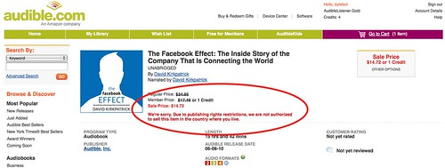 Download The Facebook Effect: The Inside Story of the Company That Is Connecting the World | David Kirkpatrick | The Facebook Effect: The Inside Story of the Company That Is Connecting the World Audio Book unabridged | Audible Audiobooks | Audible.com