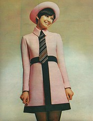Ted Lapidus (Classic Style of Fashion (First)) Tags: vintagefashion vintagemagazines 1960s tedlapidus 1960sfashion