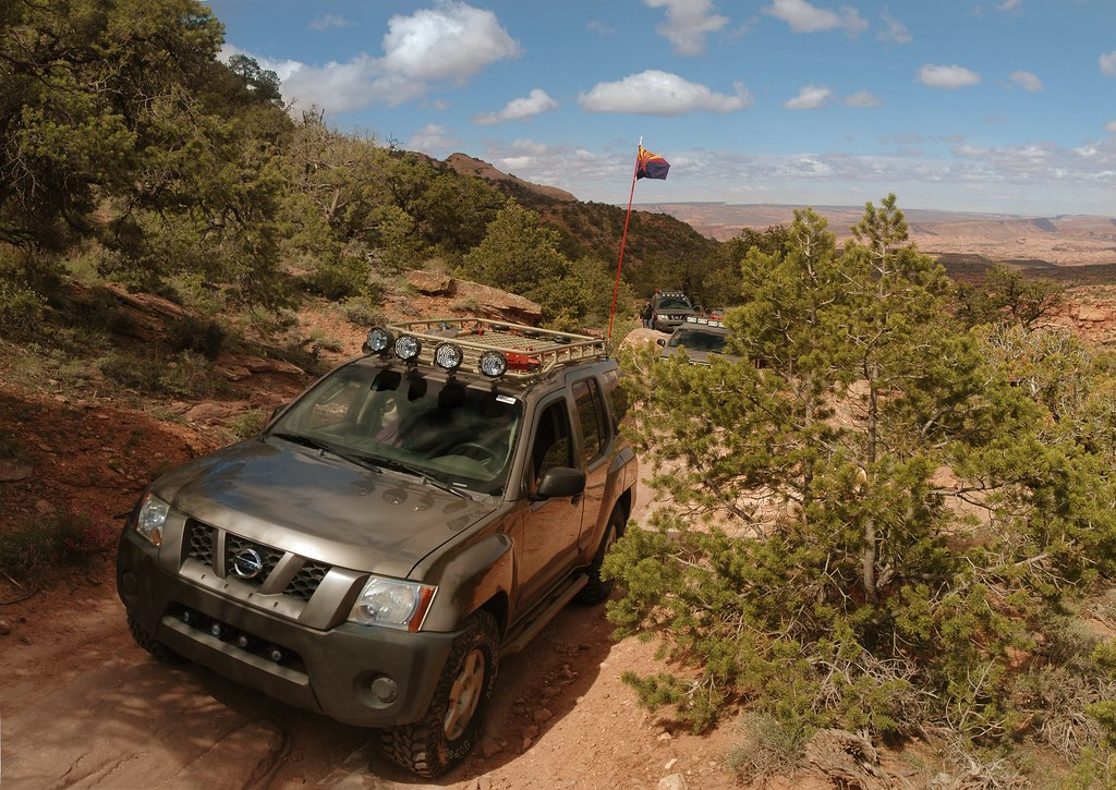 The Xoskel Xterra And Montero Offroad Passport Community