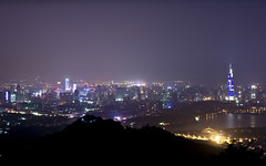 Nanjing from Zijin Mountain (Sarmu) Tags: china city light wallpaper urban lake building skyline architecture night skyscraper lights highresolution downtown cityscape view skyscrapers nightshot widescreen swastika 1600 highdefinition resolution 1200 cbd hd wallpapers  nanjing 1920 nanking jiangsu vantage 2010  vantagepoint ws 1080 1050 720p 1080p urbanity purplemountain 1680 720 jiangsuprovince  2560   xuanwulake  zijinmountain sarmu greenlandsquarezifengtower  greenlandplaza nanjinggreenlandfinancialcenter greenlandfinancialcenter  purplegoldmountain