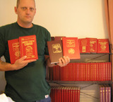 Scott White's Red Book Collection
