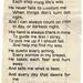 Poem - Hand In Hand By Bill Carr From Marie De Schmidt Majka Misc